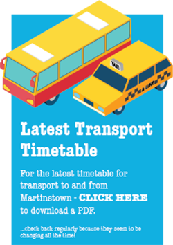 transport timtable