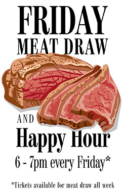 meat draw