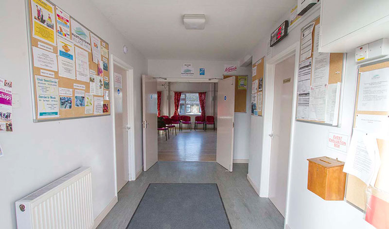 village hall micro site header9