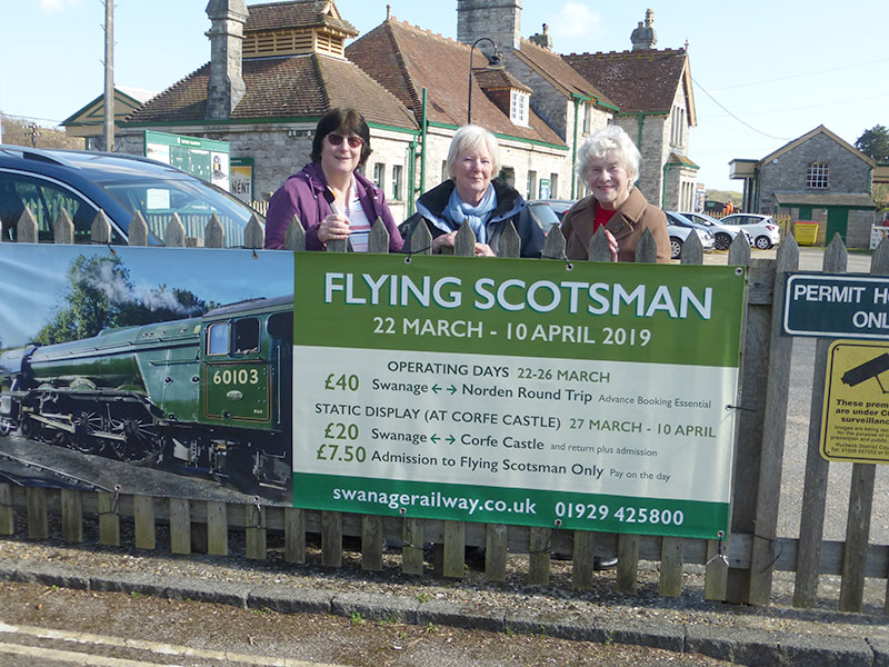 Flying Scotsman d